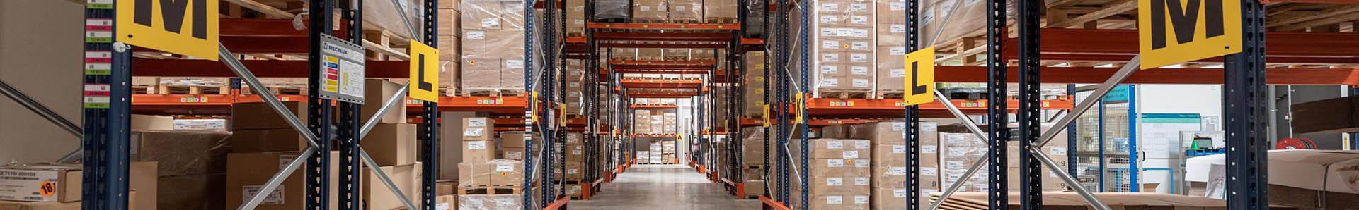 Bâtiments transport et logistique
