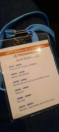 Photo de l'actualité Nos Bonhomme en voyage à Paris !