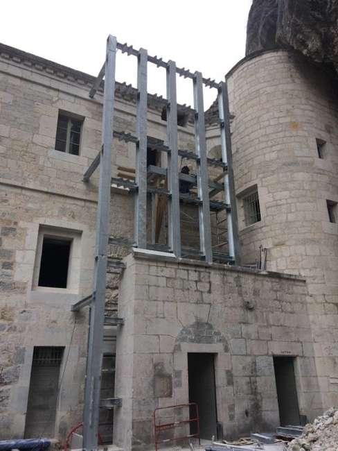 Photo de la réalisation Fort l'Ecluse
