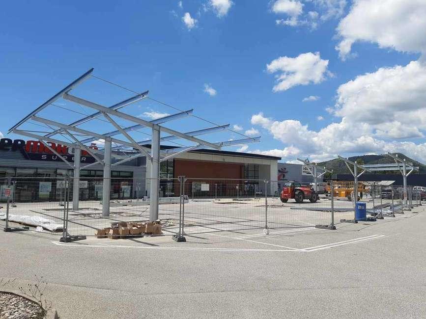 Photo de la réalisation Intermarché de La Voulte-Sur-Rhône