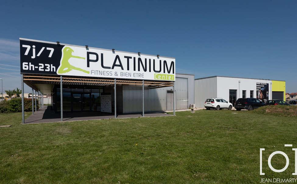 Photo de la réalisation Platinium Center