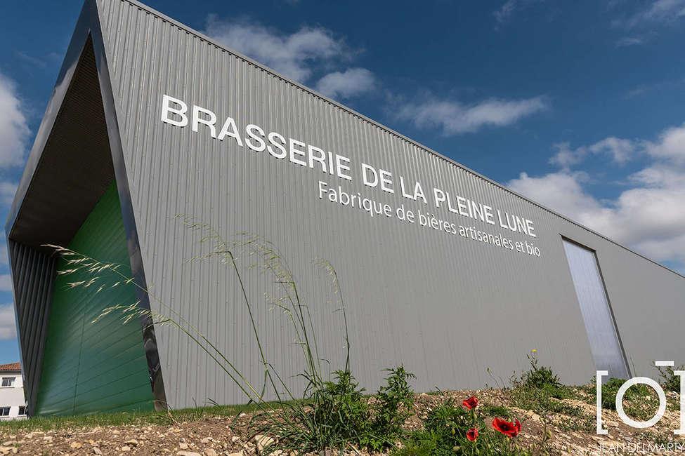 Photo de la réalisation Brasserie La Pleine Lune