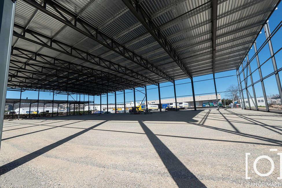 Photo de la réalisation Transports Valence Europe